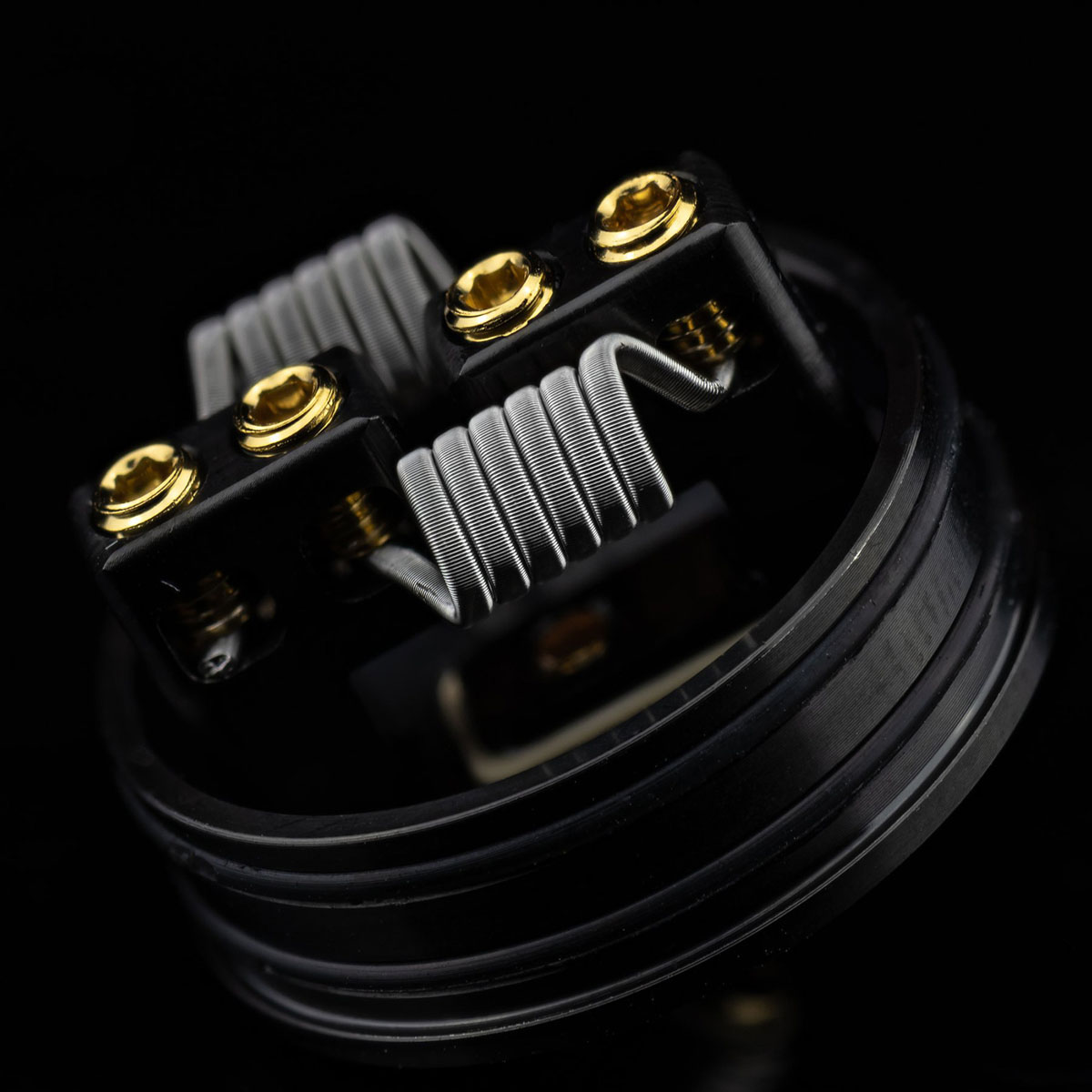 FUSED CLAPTON COILS BY COILTURD