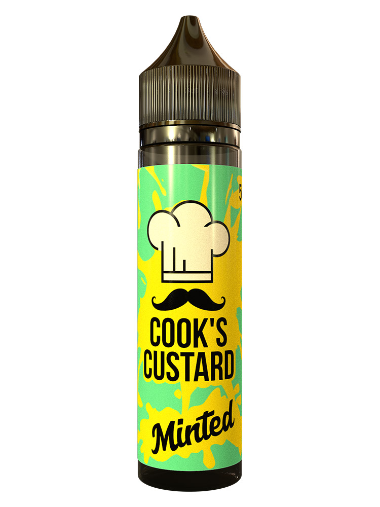 MINTED CUSTARD SHORTFILL BY COOK'S CUSTARD