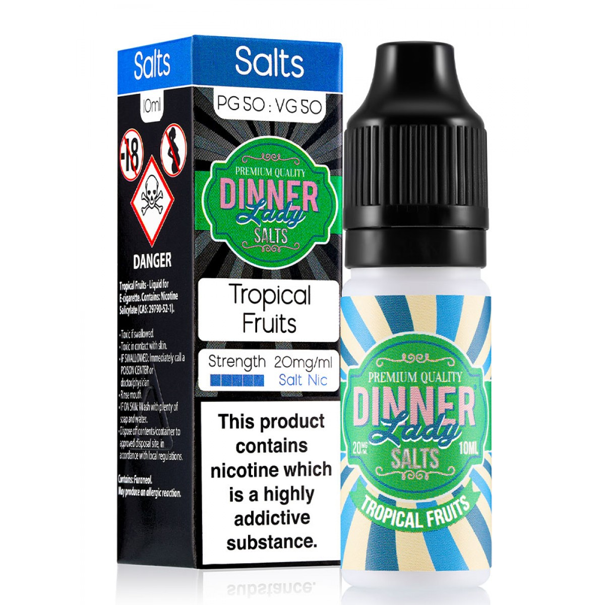 TROPICAL FRUITS BY DINNER LADY SALTS
