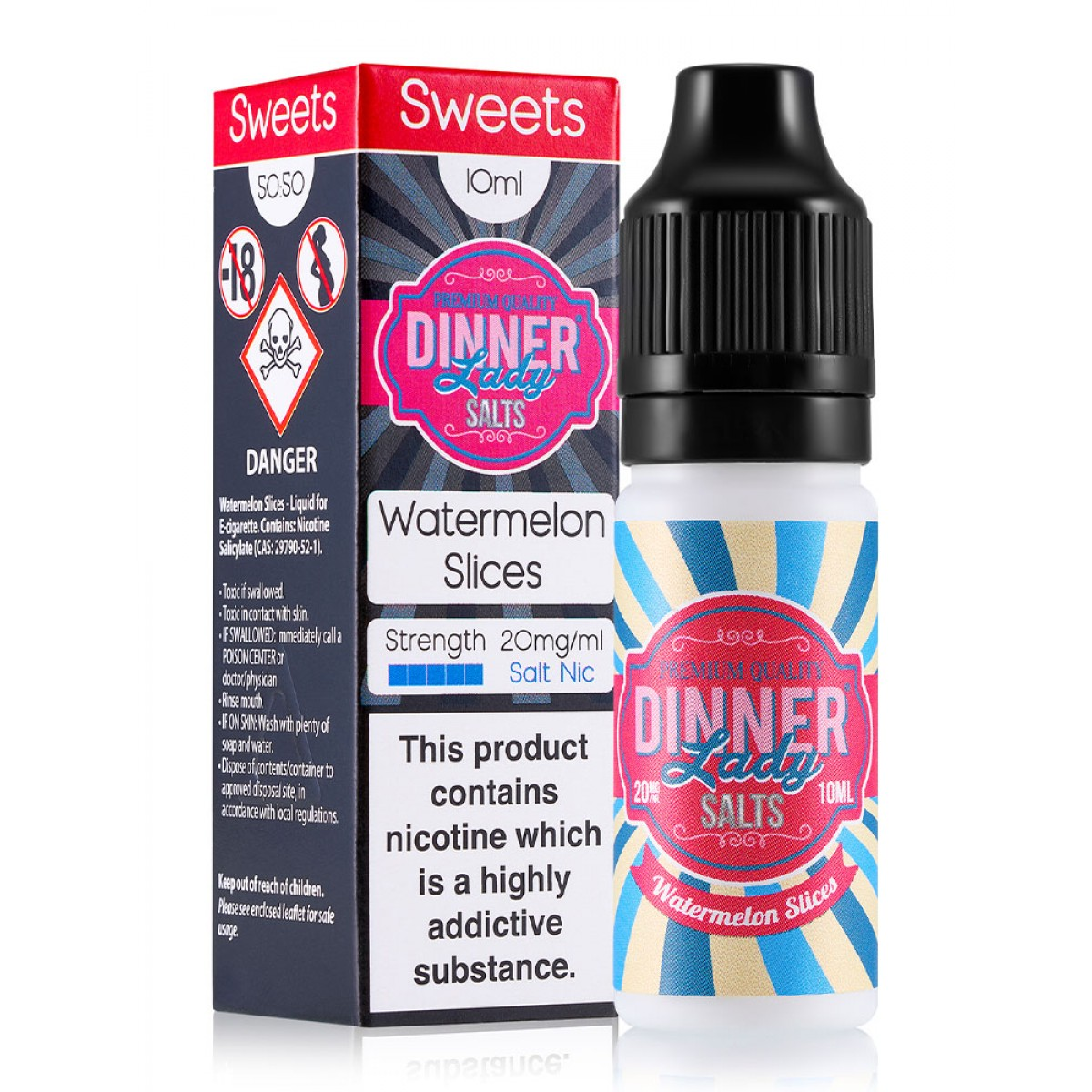 WATERMELON SLICES BY DINNER LADY SALTS