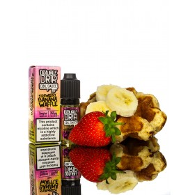 STRAWBERRY BANANA WAFFLE BY DOUBLE DRIP