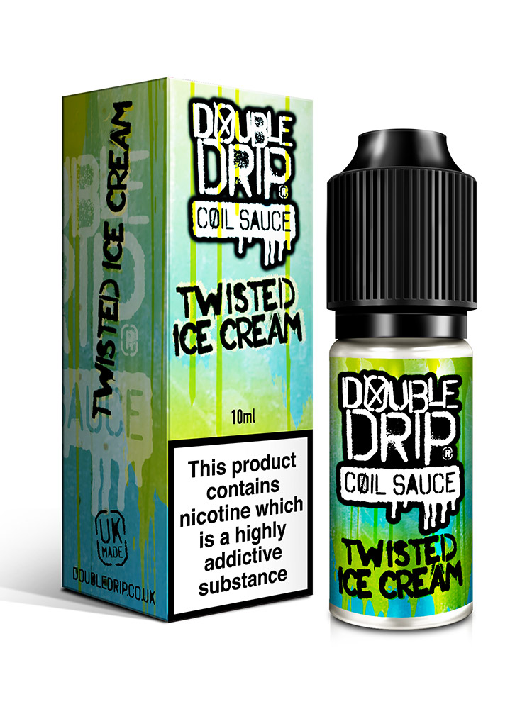 TWISTED ICE CREAM BY DOUBLE DRIP