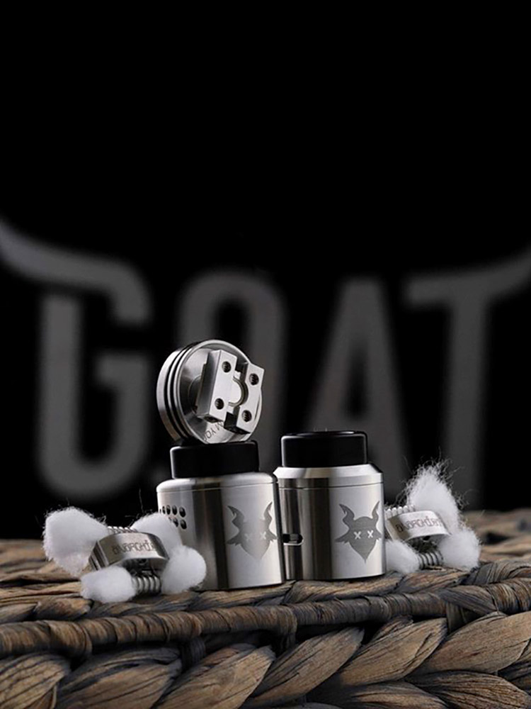 DEAD GOAT COMBO KIT BY GRIMM X OHMBOY