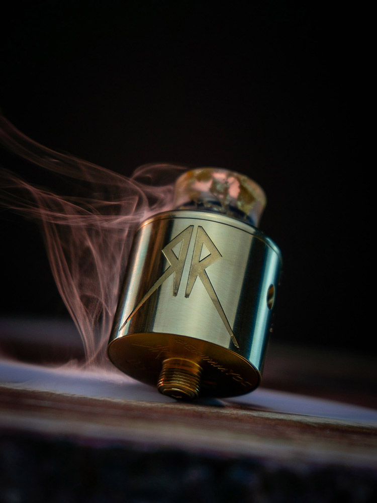 REBEL RDA BY GRIMM X OHMBOY