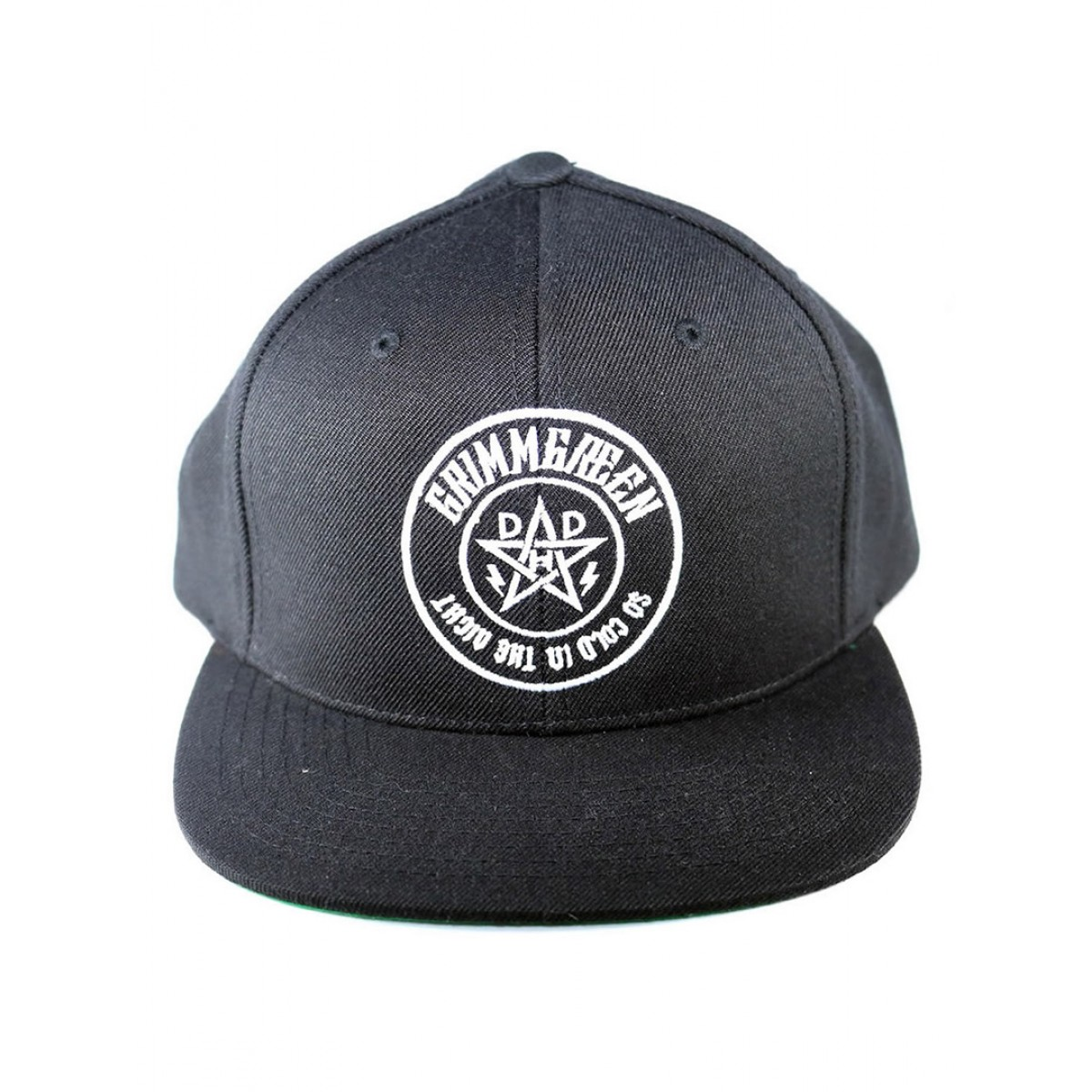 SNAPBACK BY GRIMM GREEN & DOUBLE HELIX DESIGNS