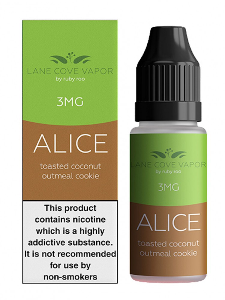 ALICE BY LANE COVE VAPOR