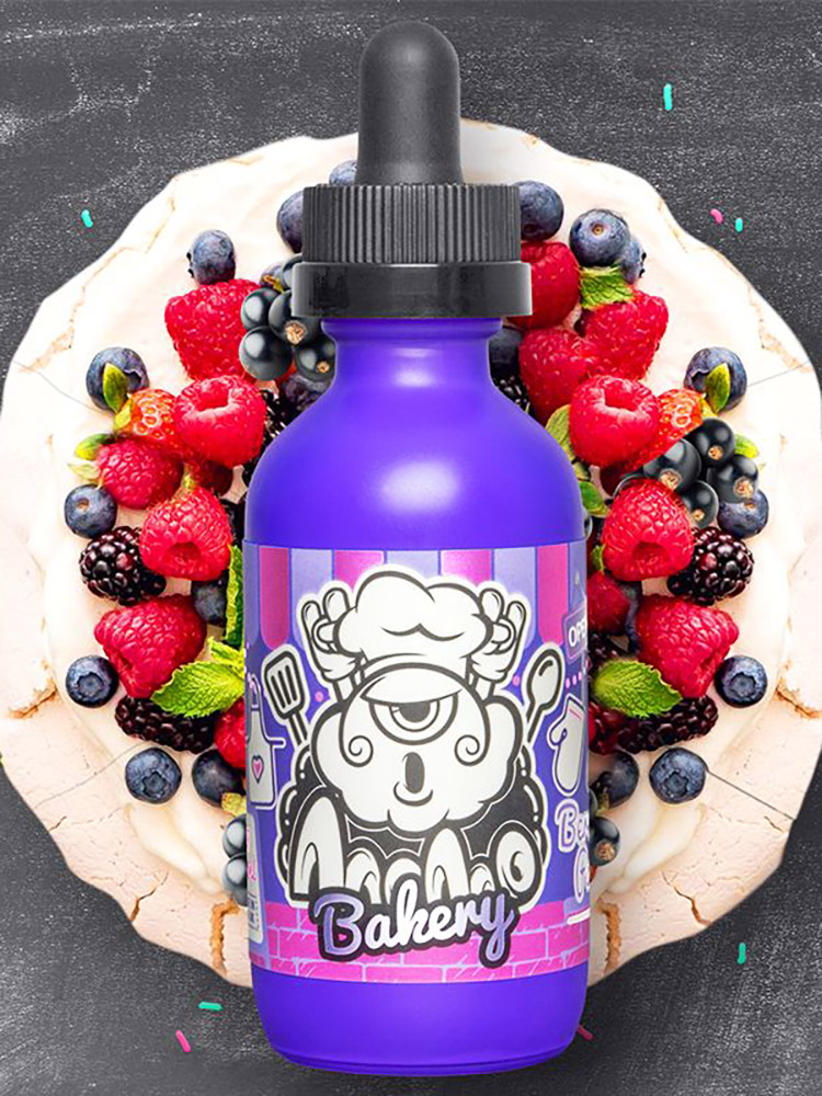 BERRY PAVLOVA SHORTFILL BY MOMO E-LIQUID