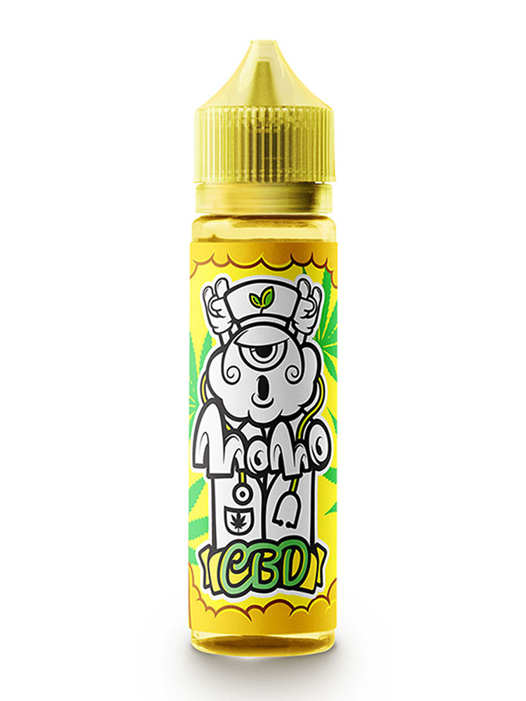 MANGO BERRY CBD SHORTFILL BY MOMO E-LIQUID