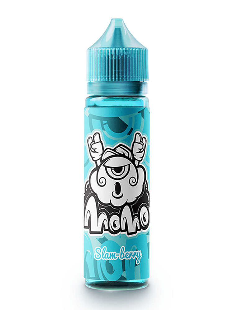 SLAM-BERRY SHORTFILL BY MOMO E-LIQUID