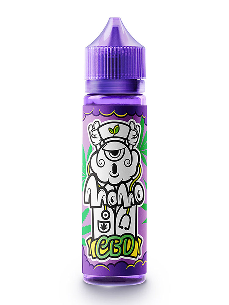 SODA-LISH CBD SHORTFILL BY MOMO E-LIQUID