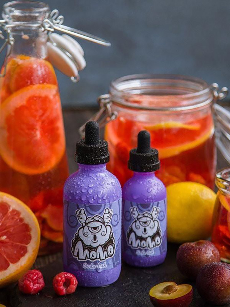 SODA-LISH BY MOMO E-LIQUID