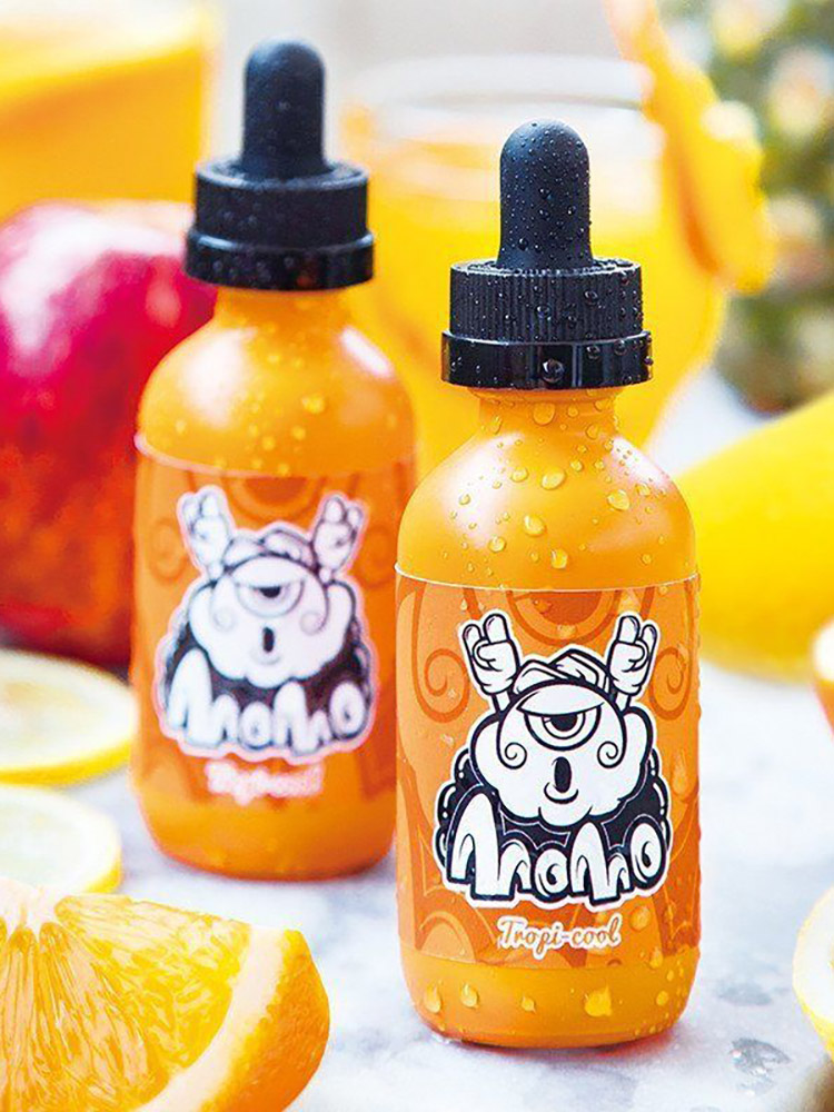 TROPI-COOL BY MOMO E-LIQUID