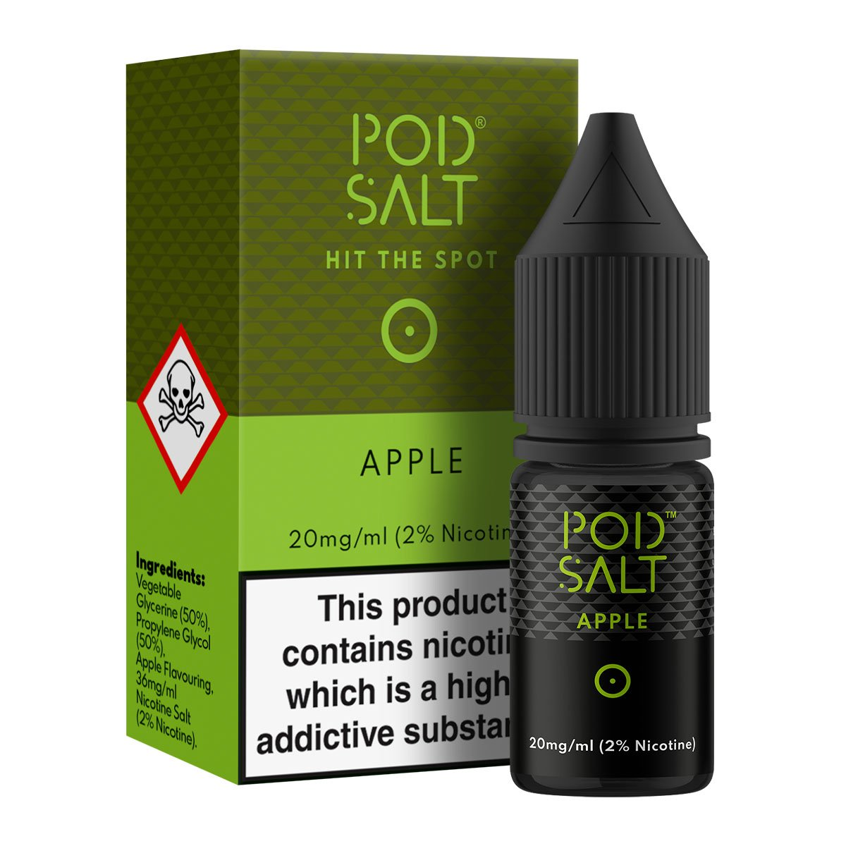 APPLE BY POD SALT CORE