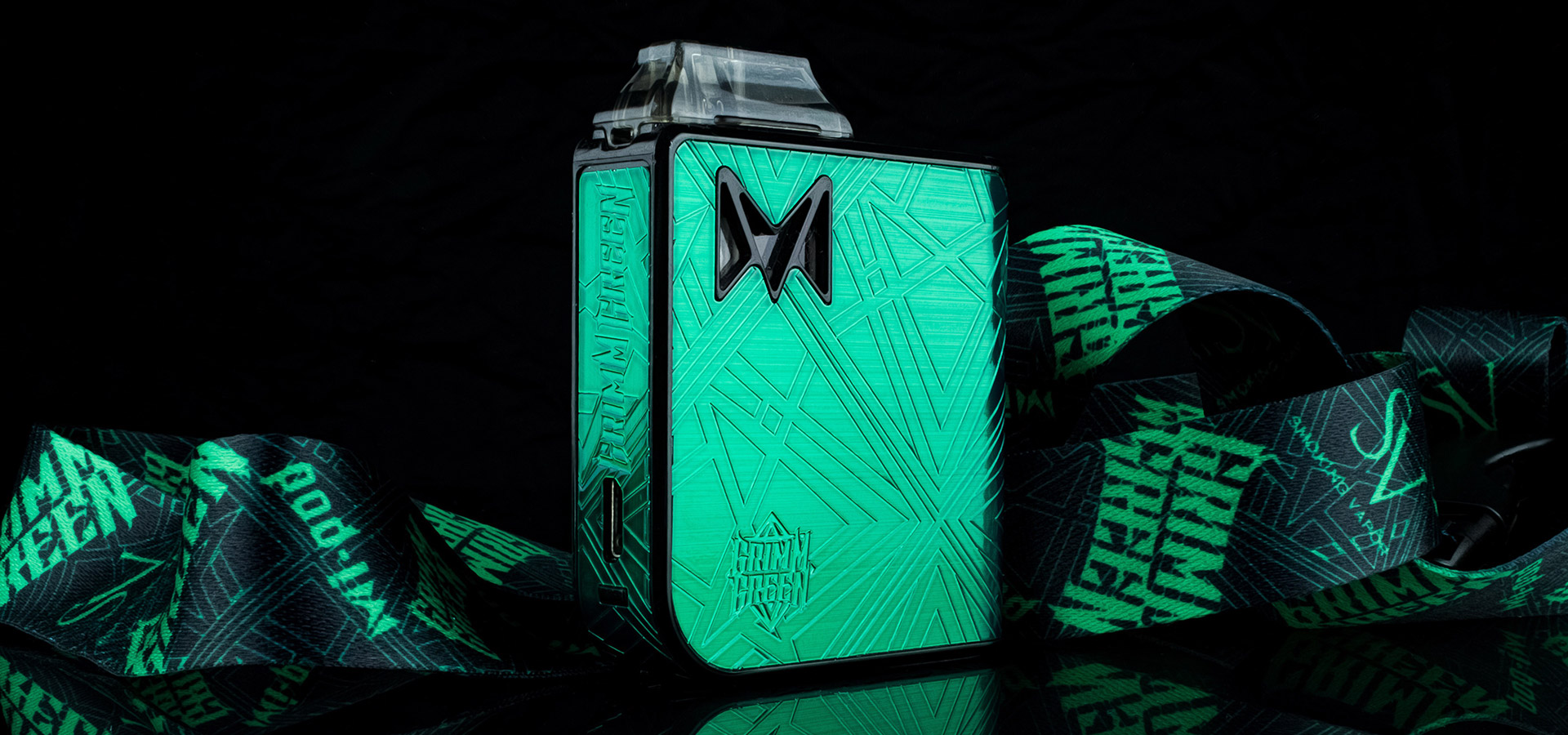 Mi-Pod Grimm Green Edition