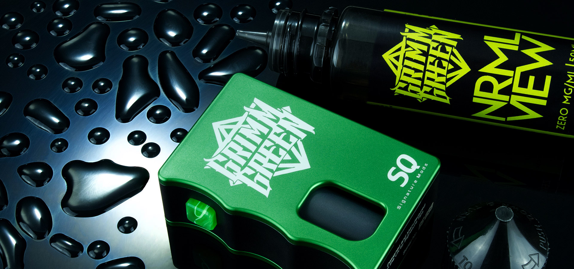 SQ Mod Grimm Green Limited Edition