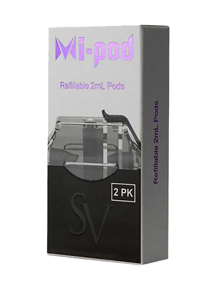 MI-POD REFILLABLE PODS BY SMOKING VAPOR