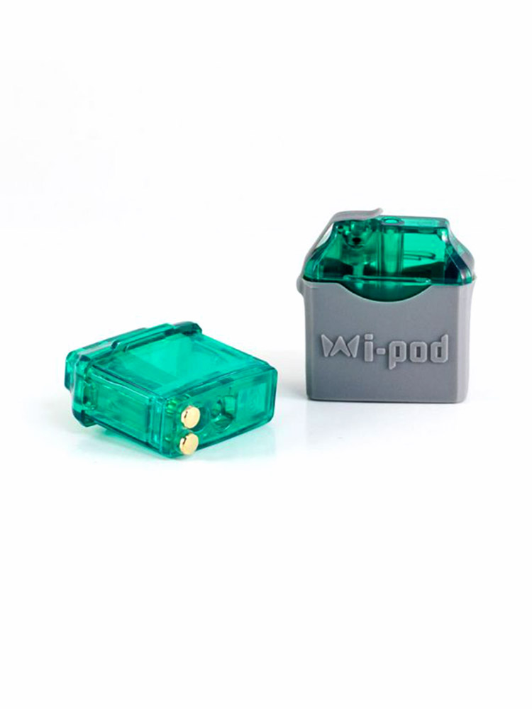 MI-POD THICK OIL REFILLABLE PODS BY SMOKING VAPOR
