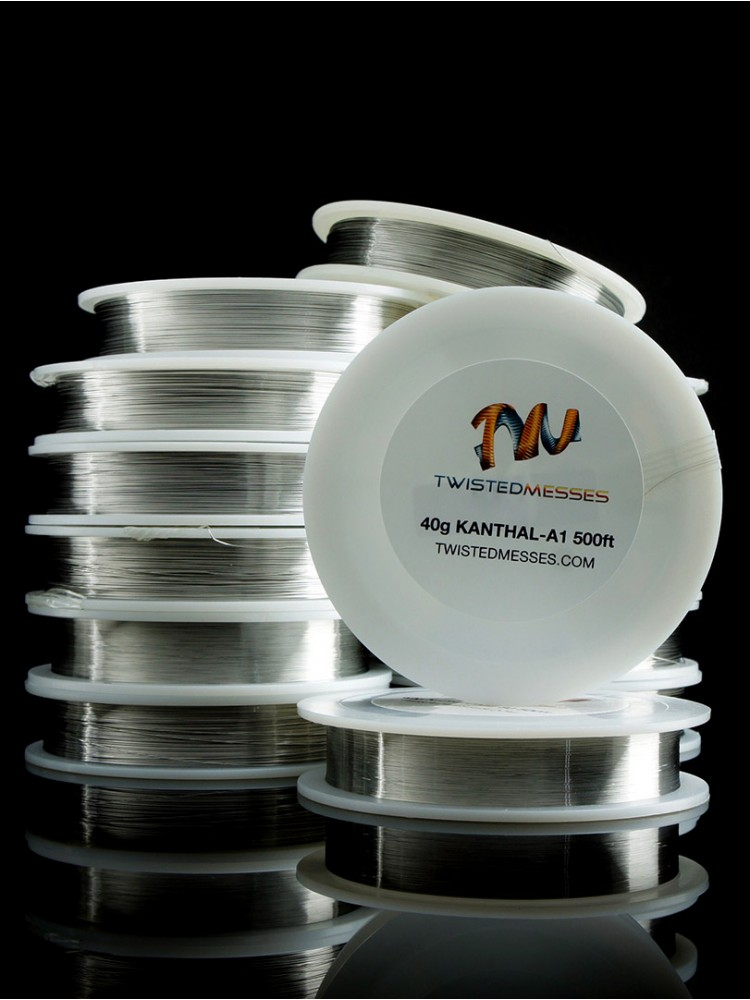 KANTHAL A1 WIRE BY TWISTED MESSES