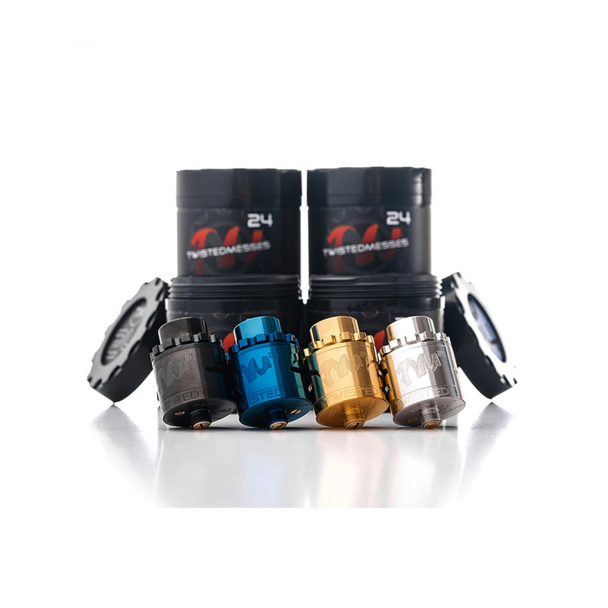 TM24 PRO-SERIES RDA BY TWISTED MESSES