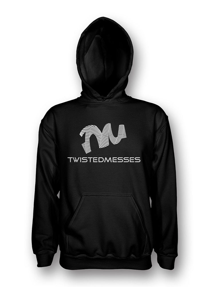 HOODIE V1 BY TWISTED MESSES