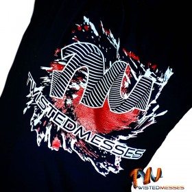 T-SHIRT V2 BY TWISTED MESSES