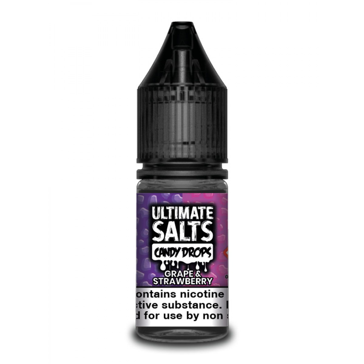 GRAPE & STRAWBERRY BY ULTIMATE SALTS CANDY DROPS