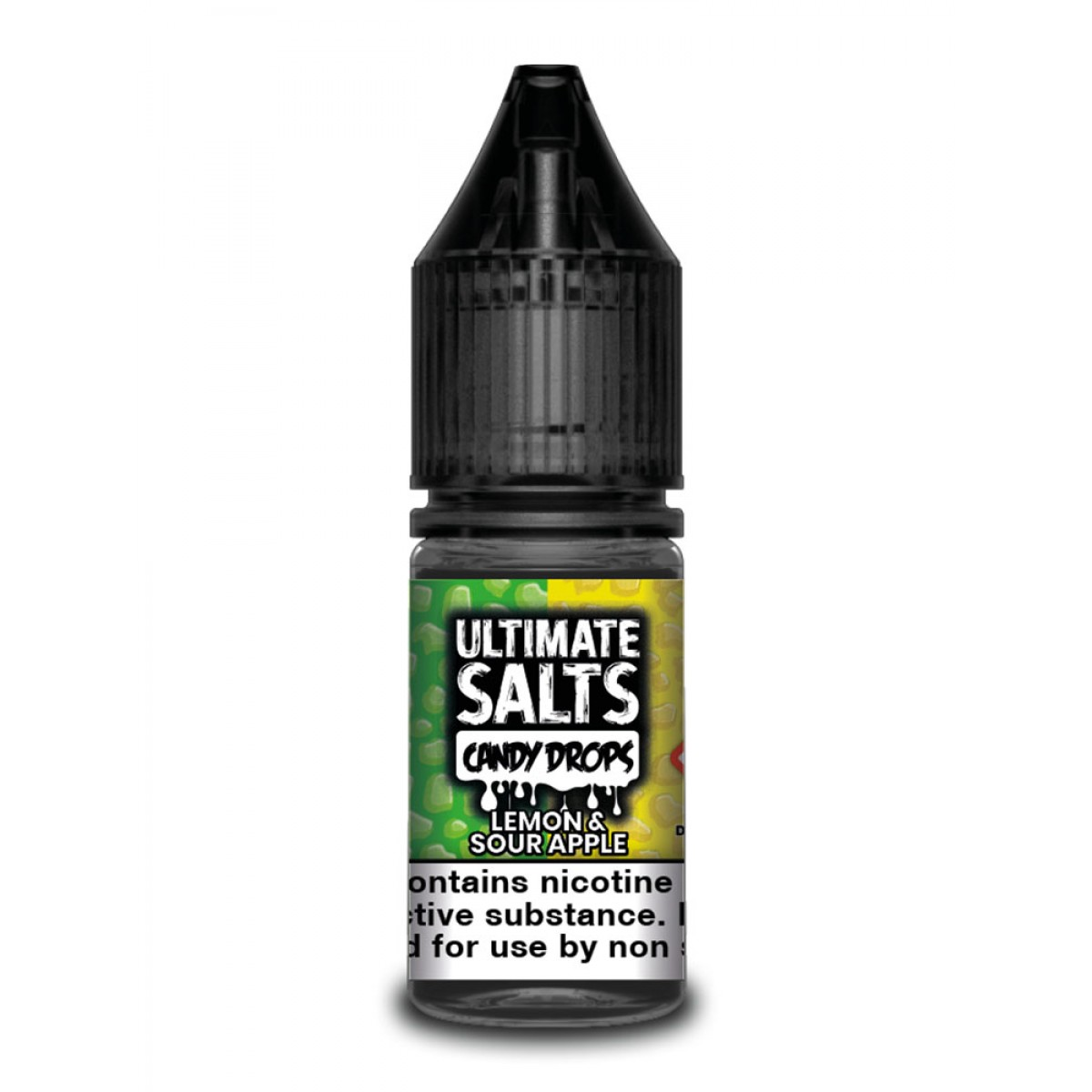 LEMON & SOUR APPLE BY ULTIMATE SALTS CANDY DROPS