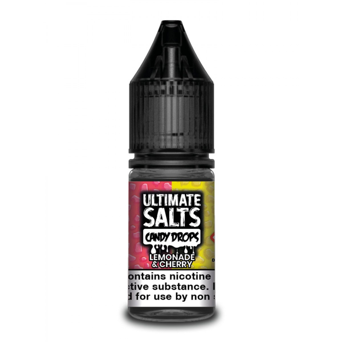 LEMONADE & CHERRY BY ULTIMATE SALTS CANDY DROPS