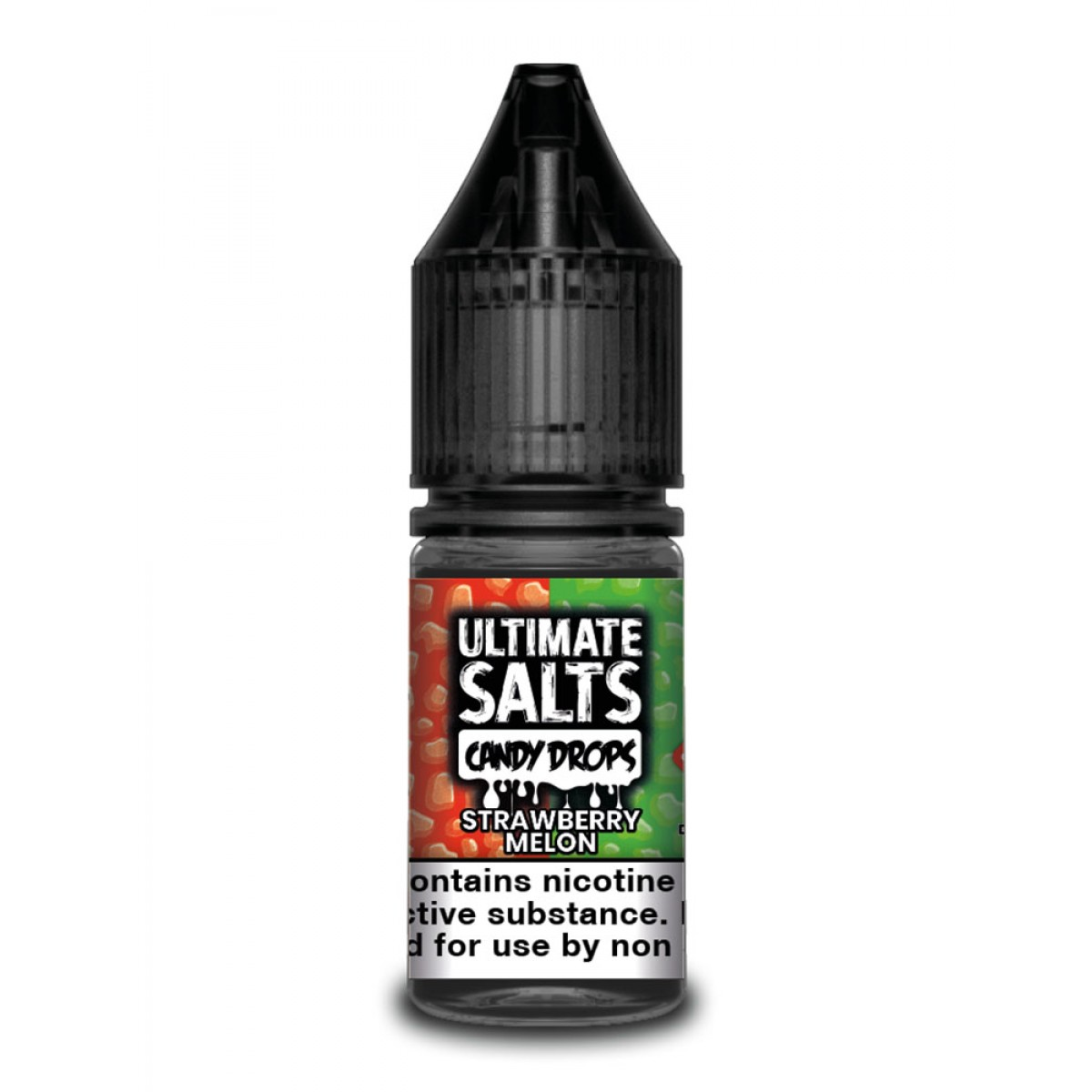 STRAWBERRY MELON BY ULTIMATE SALTS CANDY DROPS