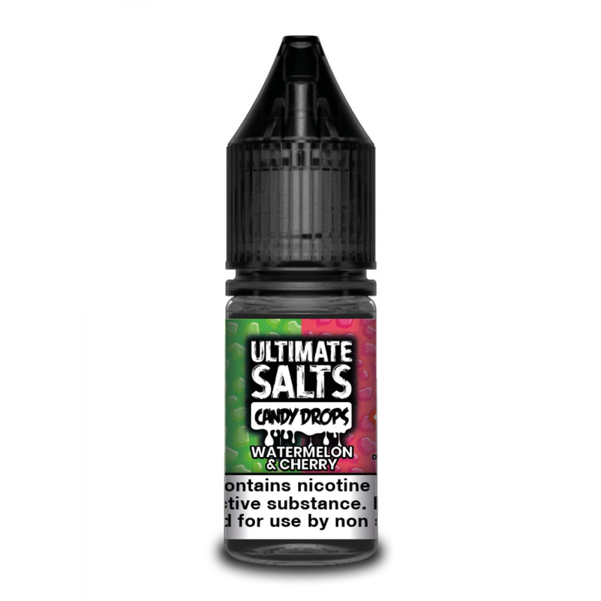 WATERMELON & CHERRY BY ULTIMATE SALTS CANDY DROPS