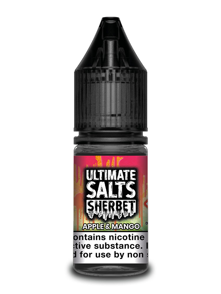 APPLE & MANGO BY ULTIMATE SALTS SHERBET