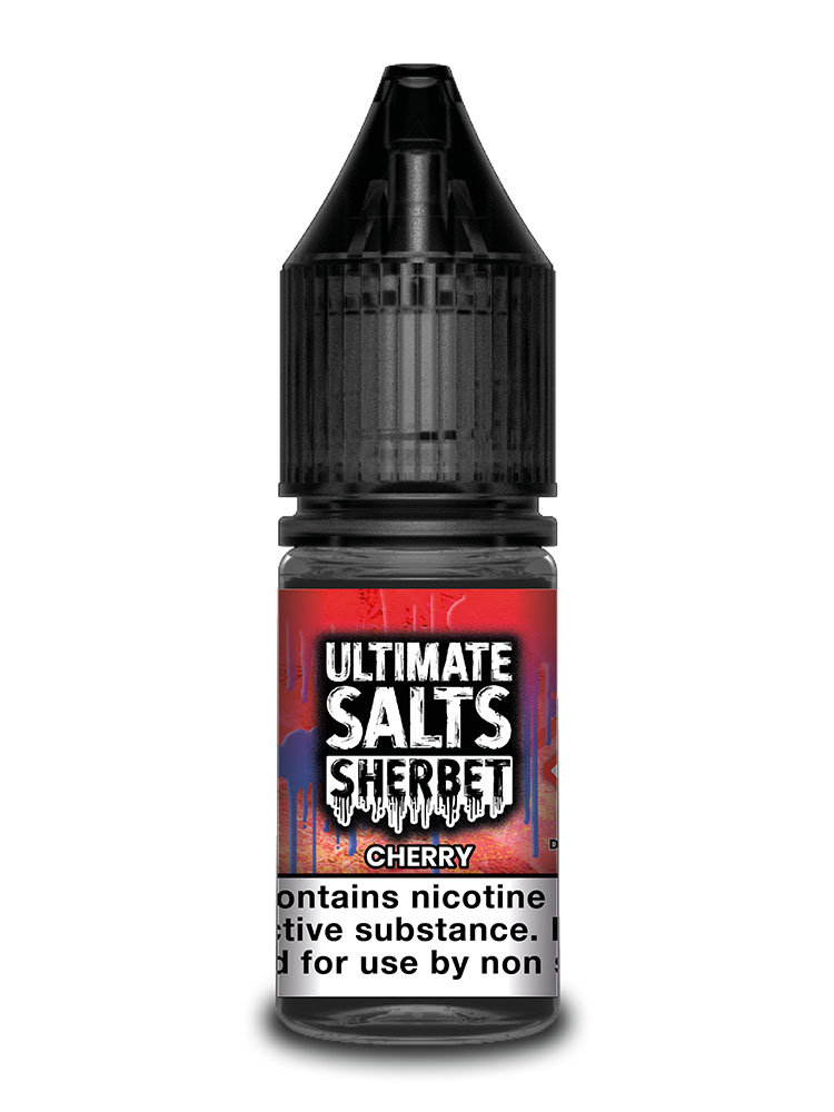 CHERRY BY ULTIMATE SALTS SHERBET