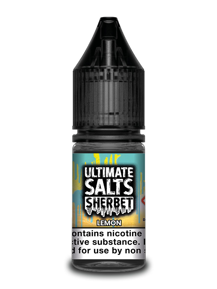LEMON BY ULTIMATE SALTS SHERBET
