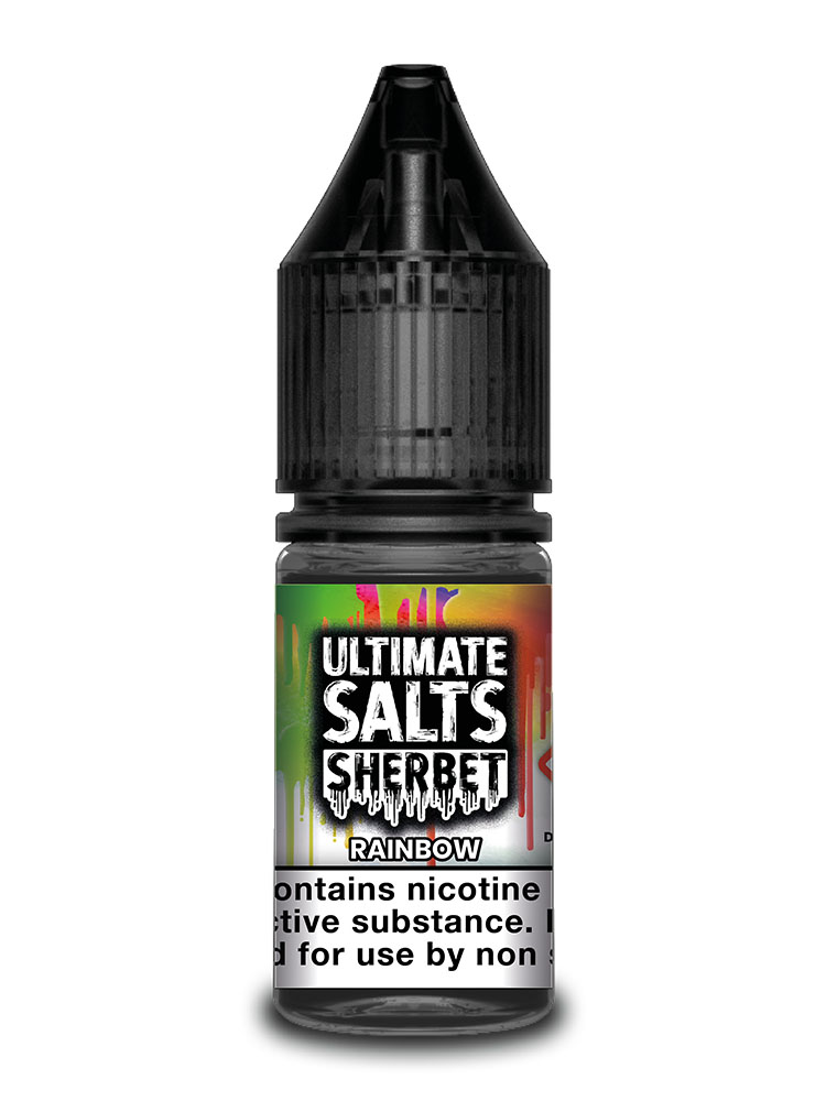 RAINBOW BY ULTIMATE SALTS SHERBET