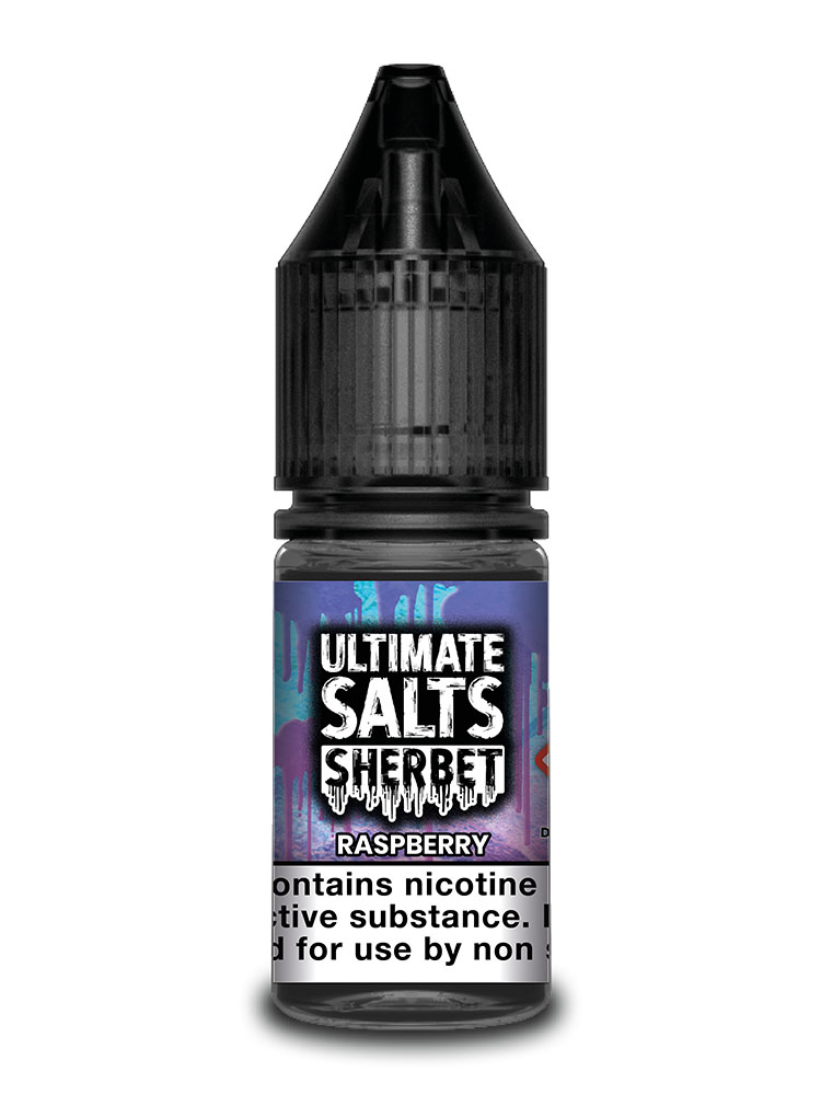 RASPBERRY BY ULTIMATE SALTS SHERBET
