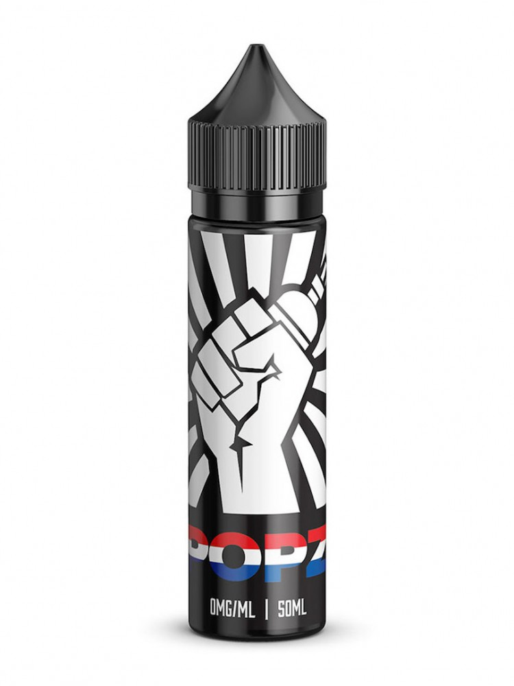 POPZ SHORTFILL BY UNREGULATED E-LIQUIDS