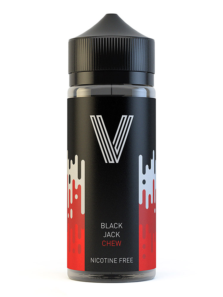 BLACK JACK CHEW SHORTFILL BY VAPERIZZO
