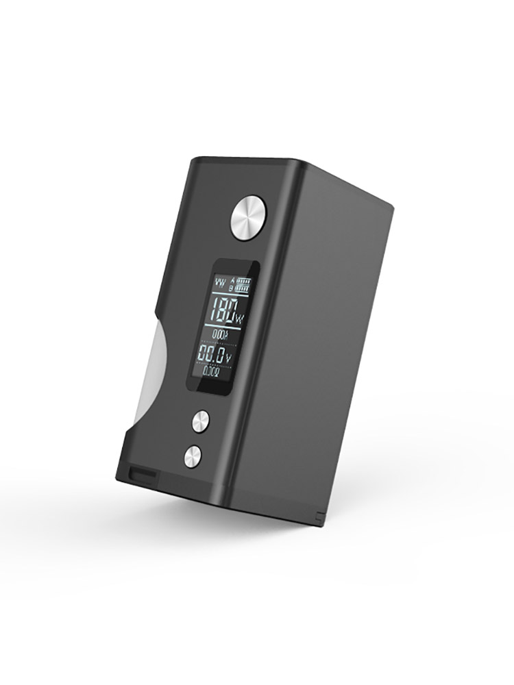 BASIUM SQUONKER BY VAPING BIKER AND DOVPO